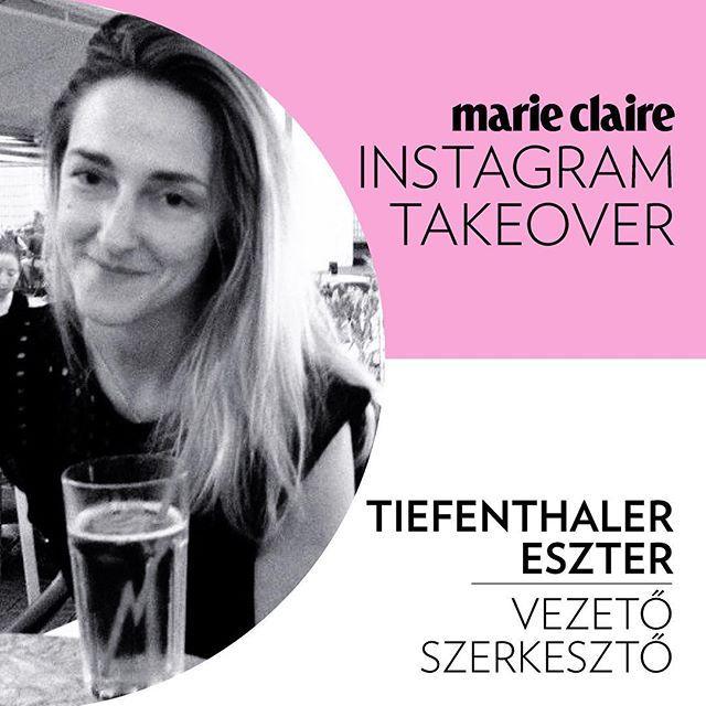 Folytatjuk #takeover sorozatunkat ezen a héten Tiefenthaler Eszter a magazin vezető szerkesztője posztol. Kulisszatitkok jóga Volt fesztivál és jelenetek egy boldog mopsz életéből - ezekre a témákra biztosan számíthattok. #lapzarta #takeover #marieclaireteam #riporter #pugslife  via MARIE CLAIRE HUNGARY MAGAZINE OFFICIAL INSTAGRAM - Celebrity  Fashion  Haute Couture  Advertising  Culture  Beauty  Editorial Photography  Magazine Covers  Supermodels  Runway Models