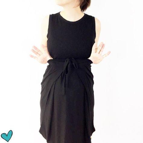 Kielo Wrap Dress | norainhh.de | #umstandsmode #umstandskleid #nähen #schnittmuster #ideen #kostenlos #schwanger #kleidung #bauch #babybauch #momtobe #kielowrapdress #namedklothing #schwangerschaftsmode #diy #diyfashion #anleitung #tutorial