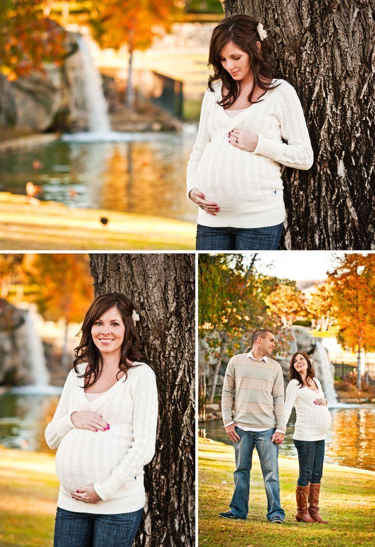 Maternity photo ideas fall