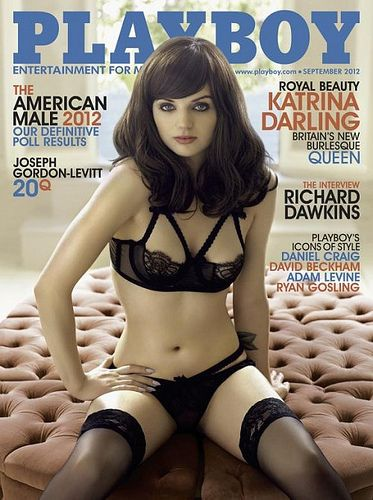 Katrina Darling Playboy topless is something spread like wildfire in Media not because of Katrina Darling who is burlesque dancer