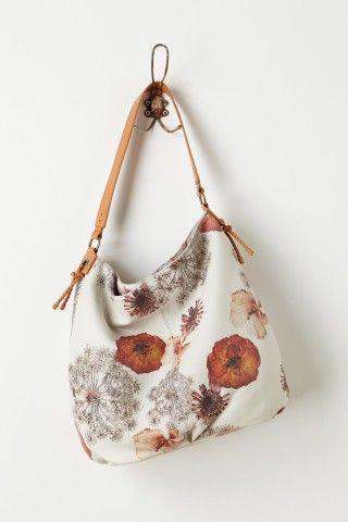 Dried Flowers Hobo <3
