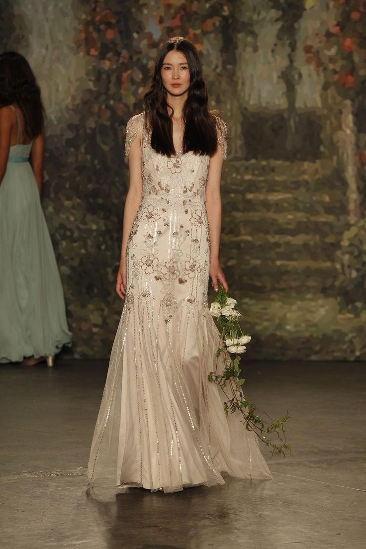 Jenny Packham Collection New York Bridal Market 2016