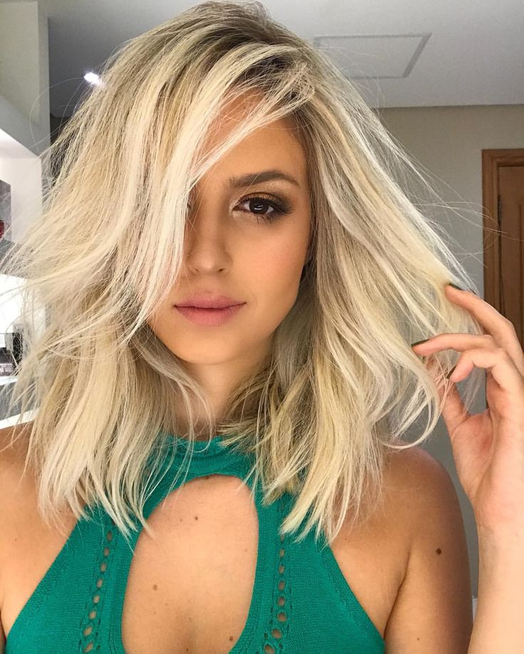 "7,768 Likes, 159 Comments - ROMEU FELIPE (@romeufelipe) on Instagram: ""Long Bob com mechas Doce de leite"""