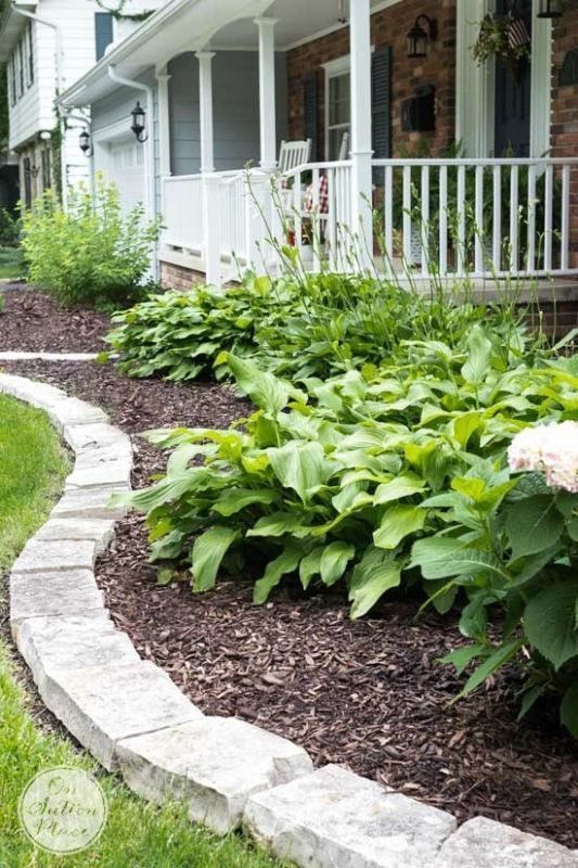 Up Your Curb Appeal: 5 No Fail Tips. Patio IdeasLandscaping ...