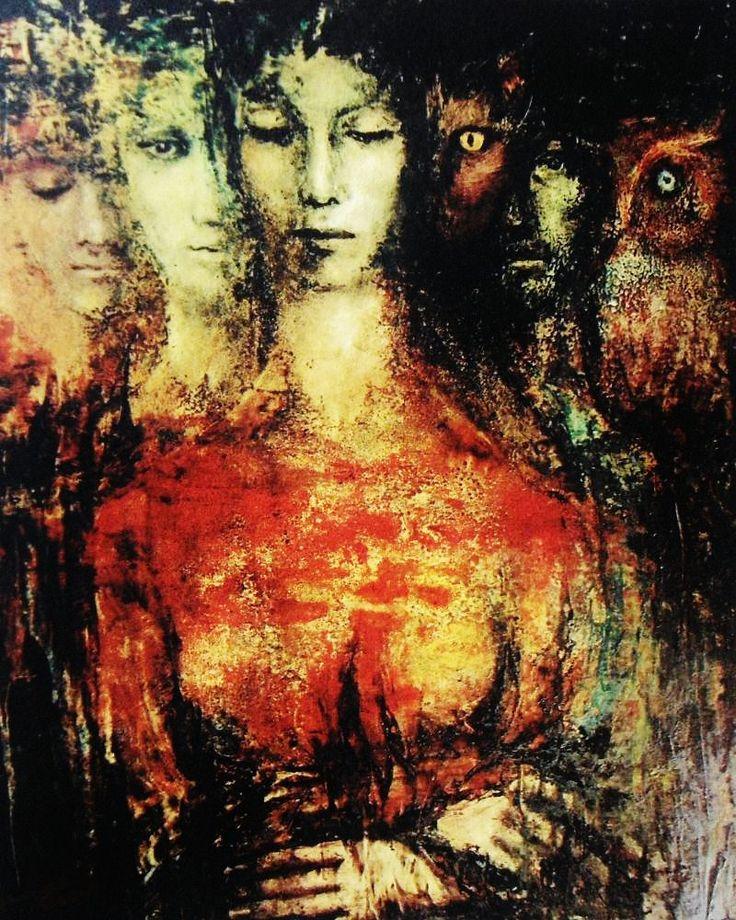 Red dress 1946 symbolism 23