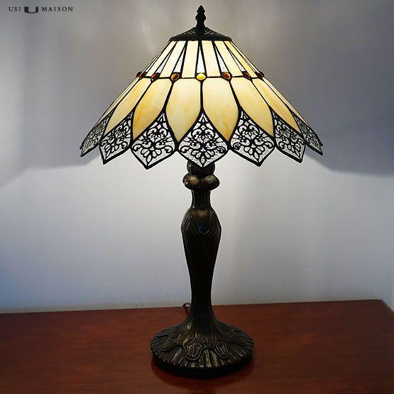 Gorgeous table lamp québec
