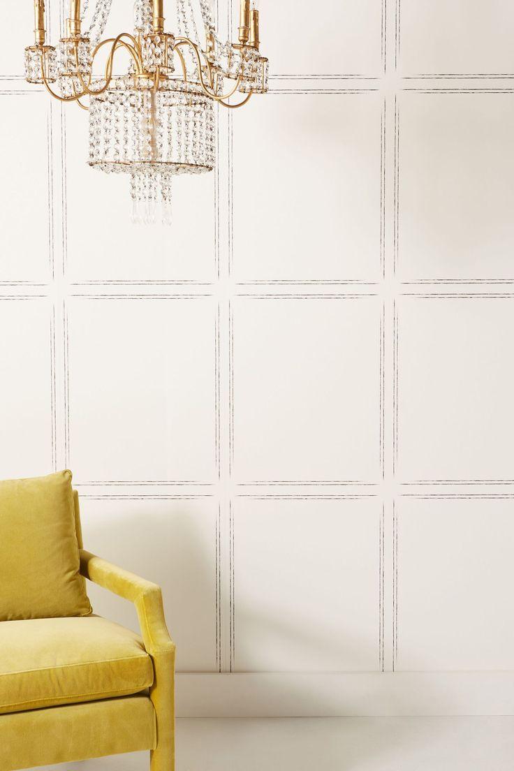 Magnolia Home Hopscotch Wallpaper   Anthropologie   Home ...