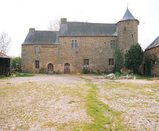 Manoir de La Touche-Carné, Le Roc-Saint-André. Morbihan