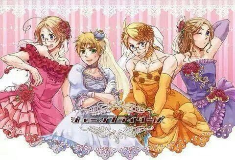 I had to pin it. No regrets. <<<OH my gosh... <<< such fabulous princesses~