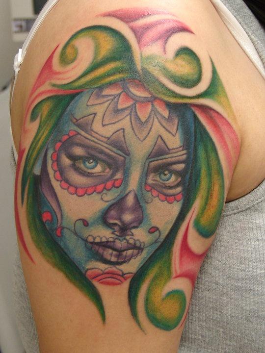 Mario Sanchez @Prick Tattoos San Antonio Tx