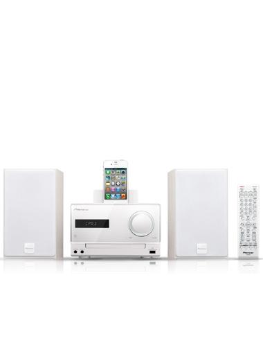 X-CM31 MICRO HI-FI DOCK IPOD / IPHONE RADIO FM / CD / USB / MP3 BIANCO   electromania.co @194€
