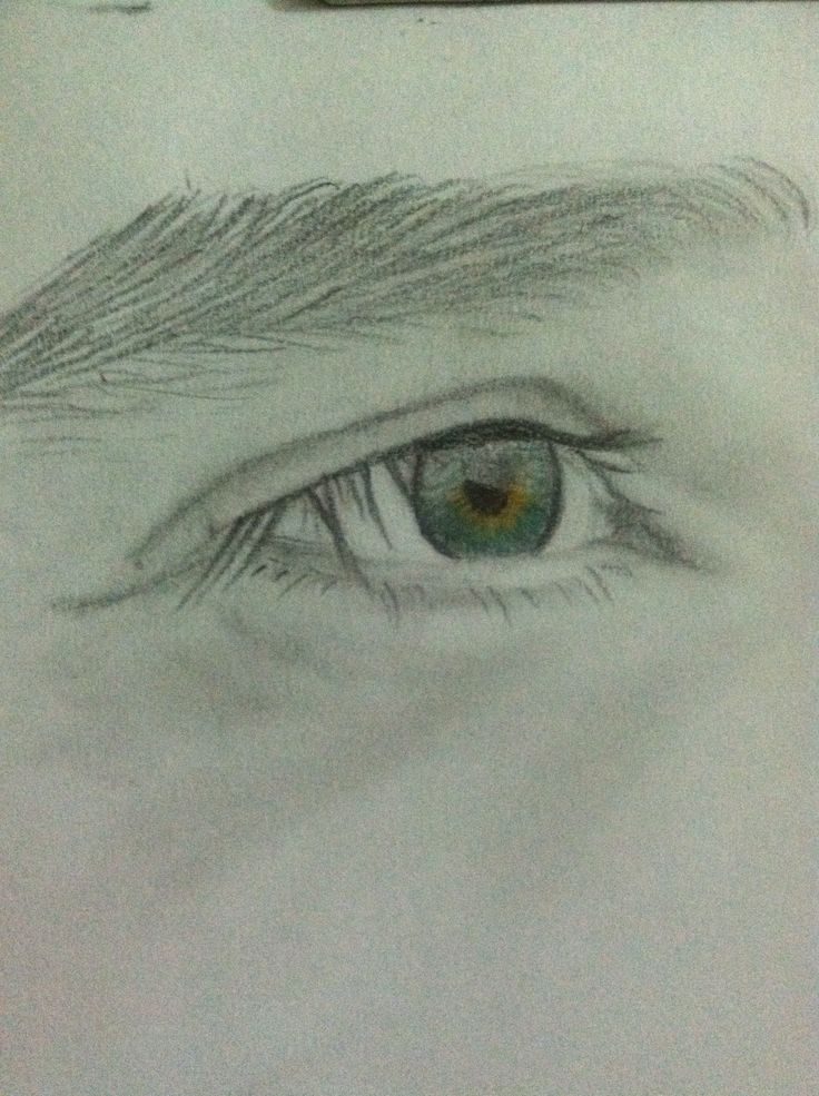 Eyes…  By: Claudia Vallejo