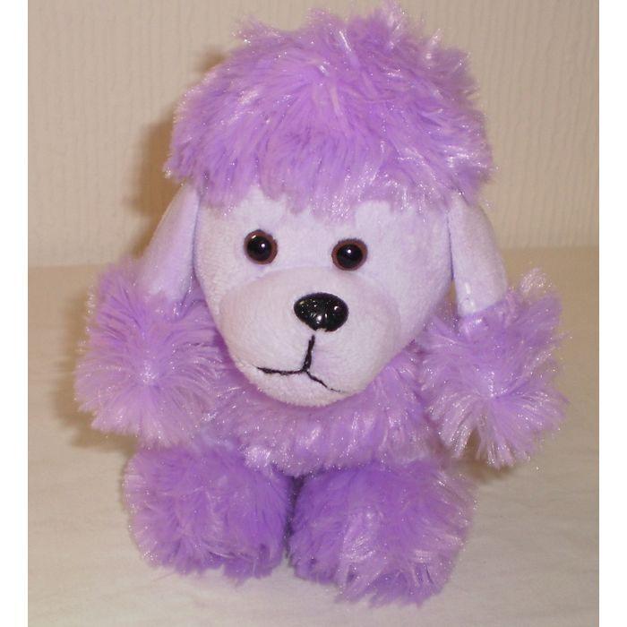 Tbb mint 25 egyedi tlet a pinteresten a kvetkezvel poodle pals card factory soft toy fluffy lilac poodle dog doggie collectable negle Images