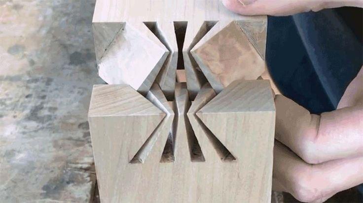 Выполняя какие-либо работы с деревом, вы, конечно же будете использовать гвозди разных размеров, например, при постройке дома. И гвозди действительно сделают конструкцию крепкой. Но для более декор…