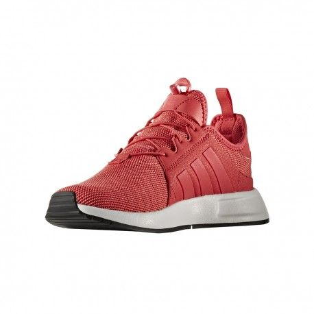 Zapatillas Adidas X PLR Malla Transpirable Rojo de Adidas Original BB2579 https www