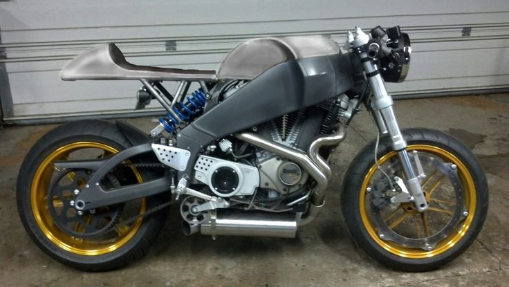 25+ Best Ideas About Buell Cafe Racer On Pinterest