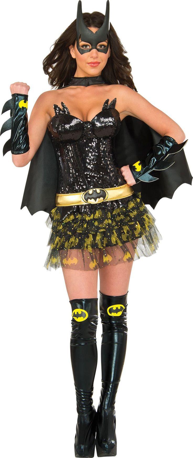 Make Your Costume Womens Batgirl 1 Batwoman costume