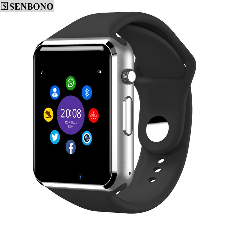 Smartwatch For Android Smartphone //Price: $25.66 & FREE Shipping //     #earphone #headphone #bluetooth #phonecase #phonecover