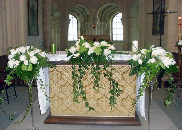 25 best ideas about decoration eglise on pinterest for Decoration eglise