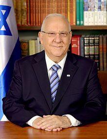 Reuven Rivlin en 2014. (Israel)