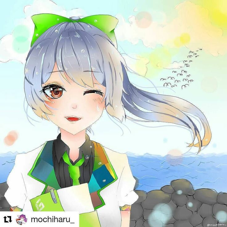 Gia so happy for this artwork  #Repost @mochiharu_ (@get_repost)  Gia-chan from GwiGwi! [tags : #anime #paint #painting #art #artwork #digitalart #draw #drawing #sketch #スケッチ #アート #アートネイル #アートワーク #芸術作品]