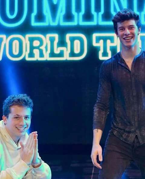Shawn Mendes with Charlie Puth ~ Illuminate World Tour