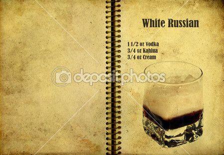 receita russa branca — Imagem Stock #10436695