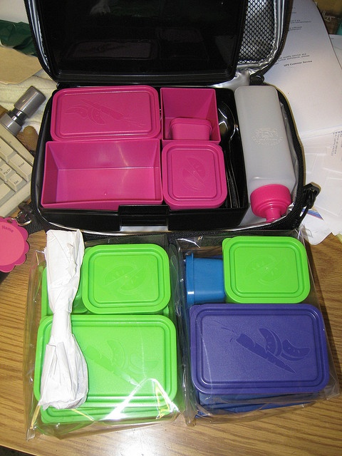 Laptop Lunchbox 2.0. Laptops are expensive but very mobile and usefull...