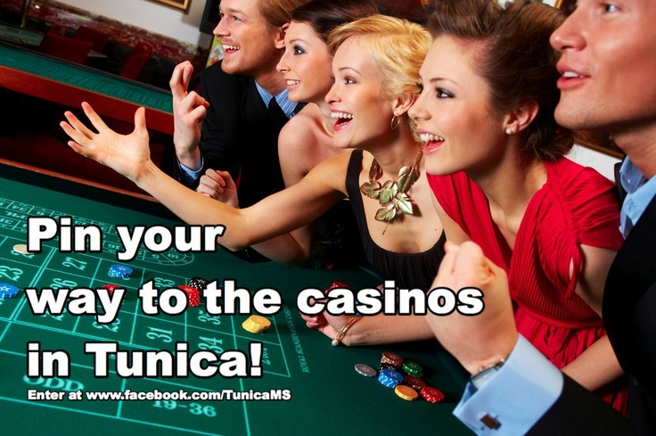 Pin your way to Tunica! Enter on our Facebook page for more details!