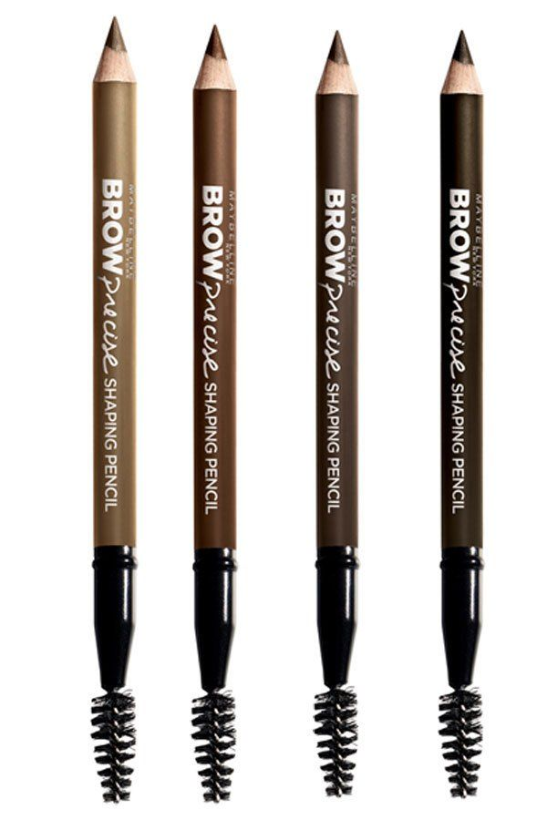 This eyebrow pencil is great! The deep brown isn't red-tinged so its good for my darker hair!