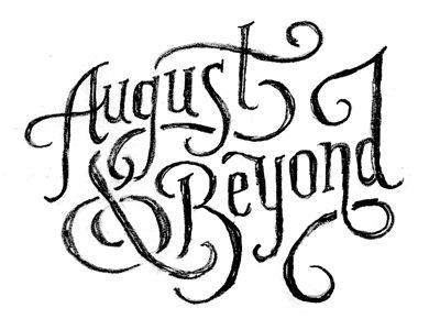 . #type #typography #design