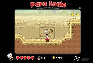Juegos Friv 10 Games: Papa Louie - Best Games!