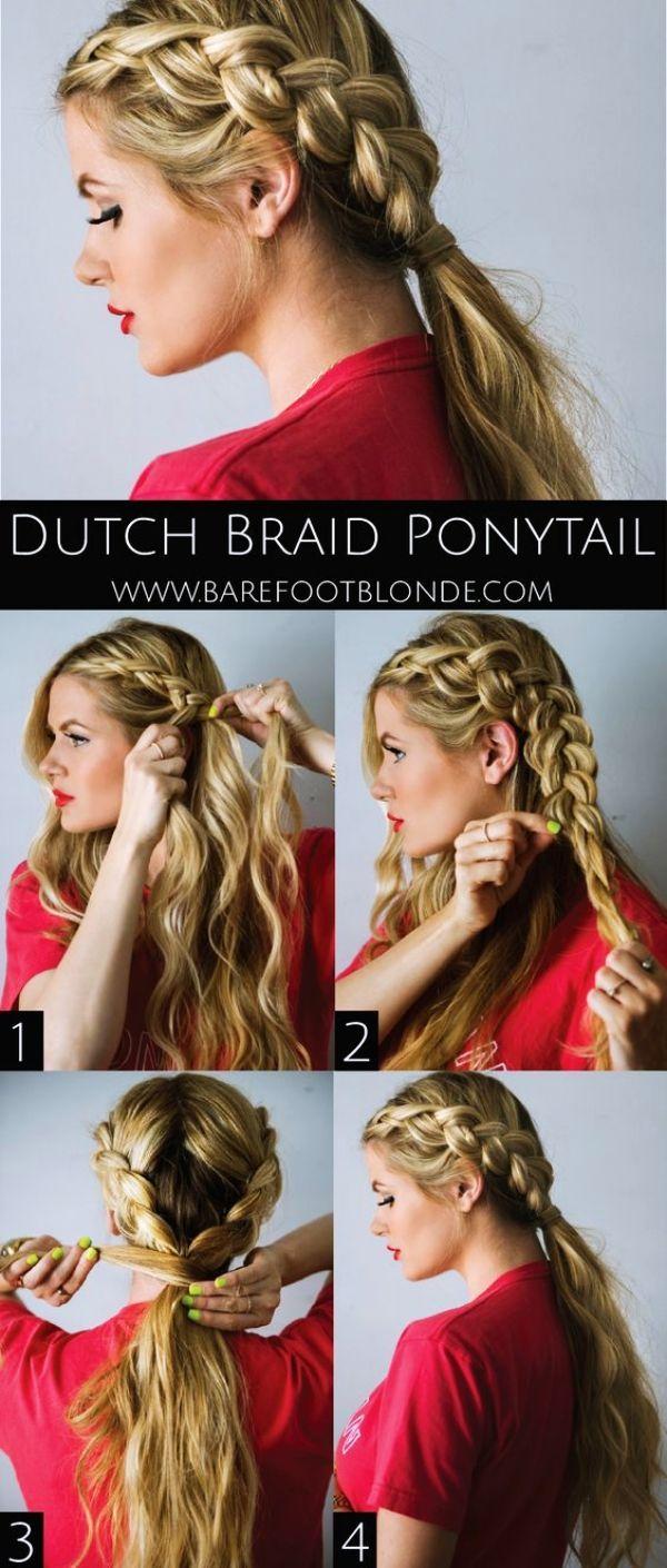 40 Self Do Hairstyles For Working Moms Hair Hair Hair Braids