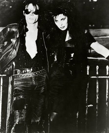 Sisters Of Mercy...eternal coolness!