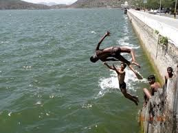 Image result for fateh sagar lake