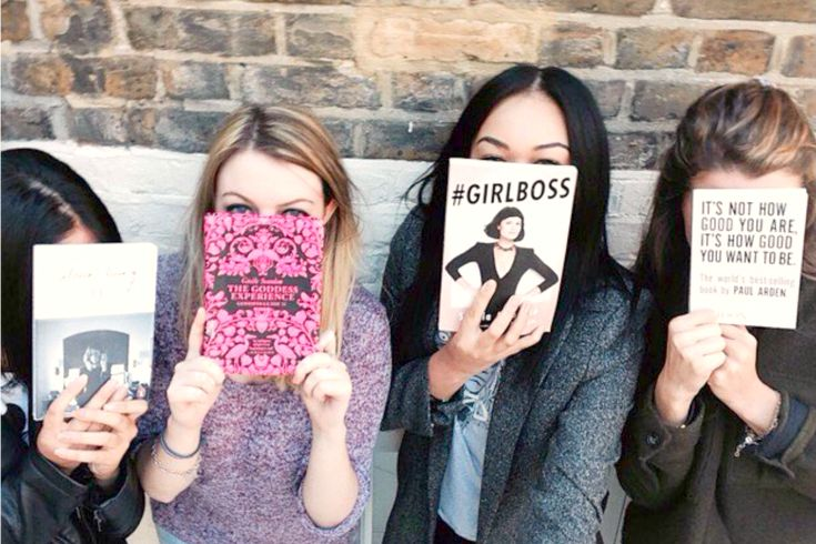 As a team, we all have different dreams, desires and expertise. Here are the top books that motivated the career girl daily team to go for their dreams!