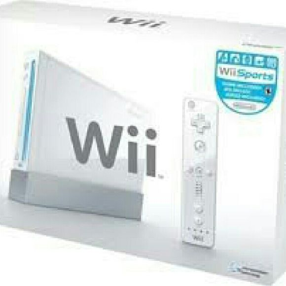 Wii game console\ extras Wii game console with Wii backpack. Has fitness bench. Dance pad, 2 nunchuks. 2 steering wheels 17 games. Active accessory pack NIB. Games. zumba party , Dance revolution , dance workout 3, Jillian Michaels fitness, just dance 1&2, Wii fit plus ,dance with the stars, guitar hero Metallica, Vegas party, pool hall, punch out, trauma team, deal or no deal, Wii sports, call of duty, links crossbow, donkey Kong country Nintendo wii Bags