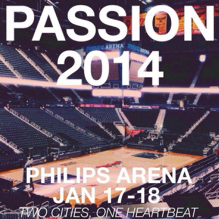 Passion 2014 Atlanta!