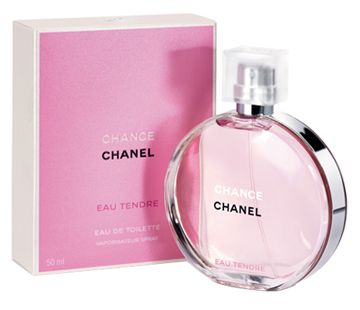 Perfume Junkie! This is my favorite. . .I get numerous of compliments every time I wear this. (Chanel Chance in Pink)