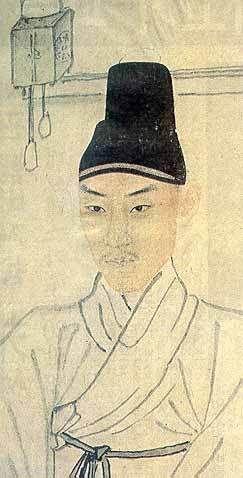 김홍도 자화상