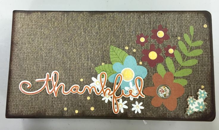 Two Crafting Sisters: Thankful Album