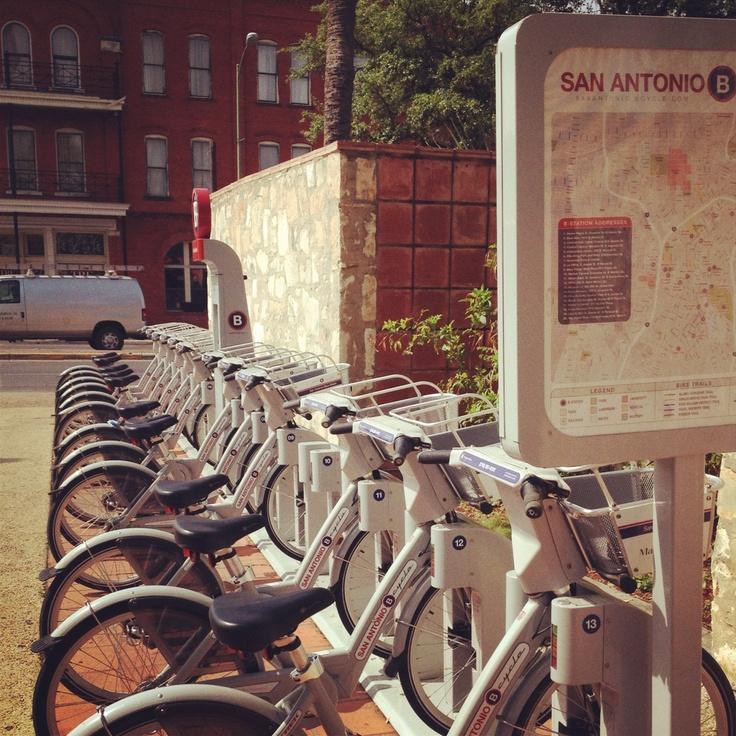 san antonio b cycle - photo #23