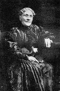 "Fanny Crosby (1820-1915) ""It seemed in­tend­ed by the bless­ed prov­i­dence of God that I should be blind all my life, and I thank him for the dis­pen­sa­tion. If per­fect earth­ly sight were of­fered me to­mor­row I would not ac­cept it. I might not have sung hymns to the praise of God if I had been dis­tract­ed by the beau­ti­ful and in­ter­est­ing things about me."""