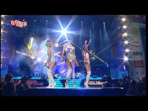 Serebro - Angel Kiss / Mi Mi Mi @ Festival Show - Vicenza (2013) - YouTube
