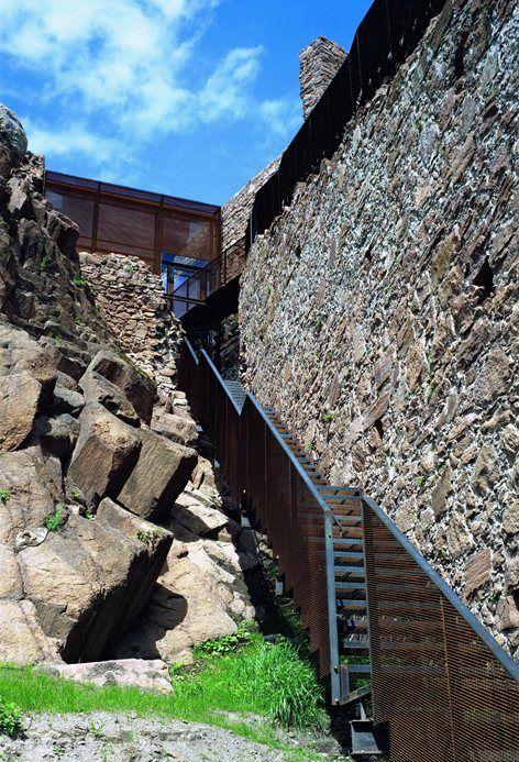MMM Messner Mountain Museum Firmian, Bolzano, 2006 - Werner Tscholl, Architekt
