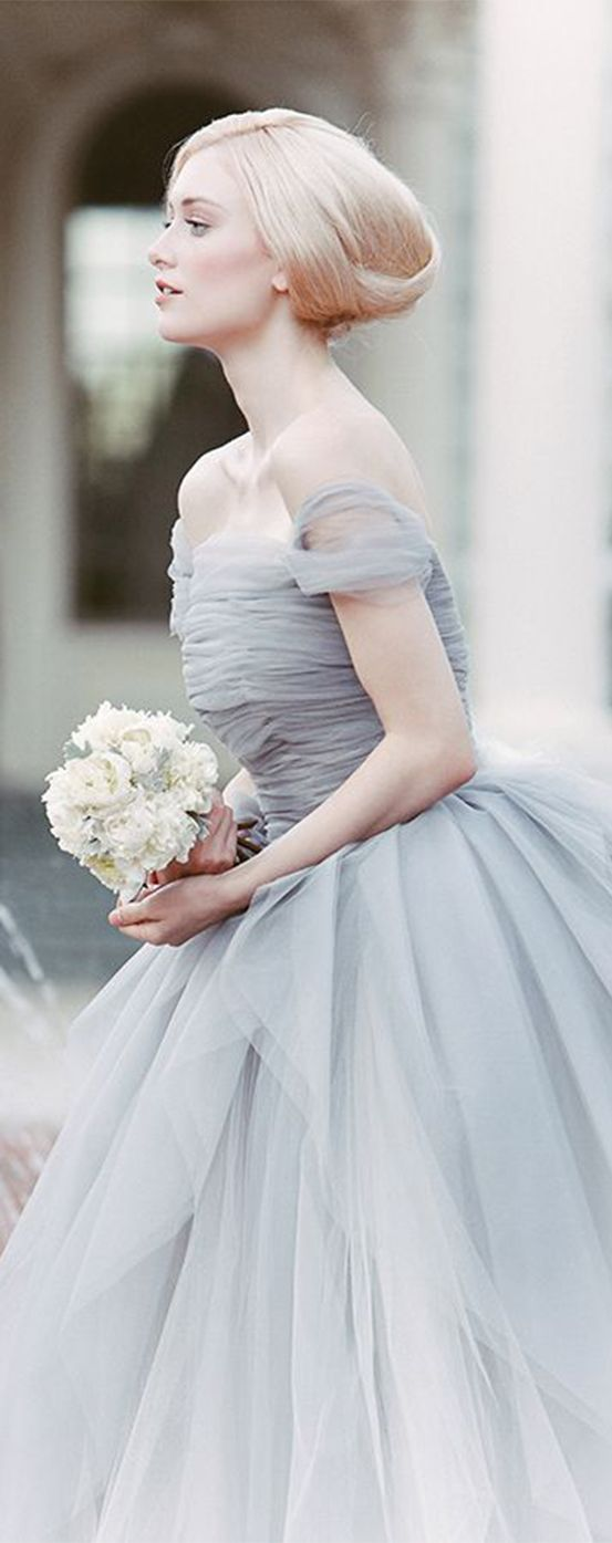 121 best Tulle & Ruffles images on Pinterest | Evening gowns ...