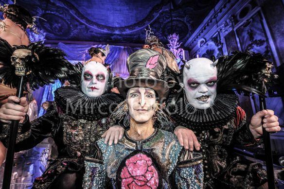 mirco toffolo foto: Venice Carnival behind closed doors. Antonia Sautter design/event