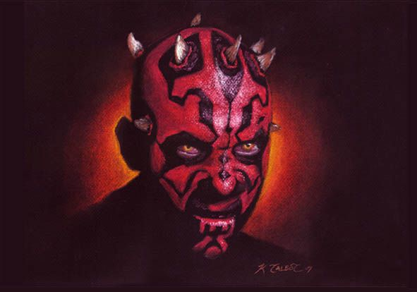 Darth Maul by Keith Talbot [©2007-2016 ktalbot]
