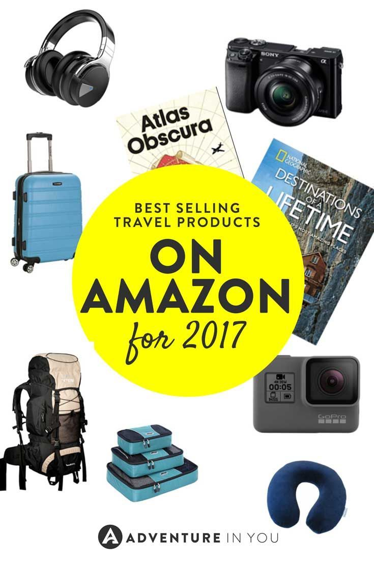 Travel Products | Looking for the best travel products on Amazon? Here are the best sellers on Amazons for the best luggage, bags, travel electronics, and accessories.