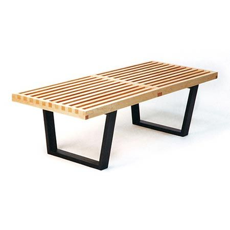 Via Stilissimo | George Nelson Bench (1946)